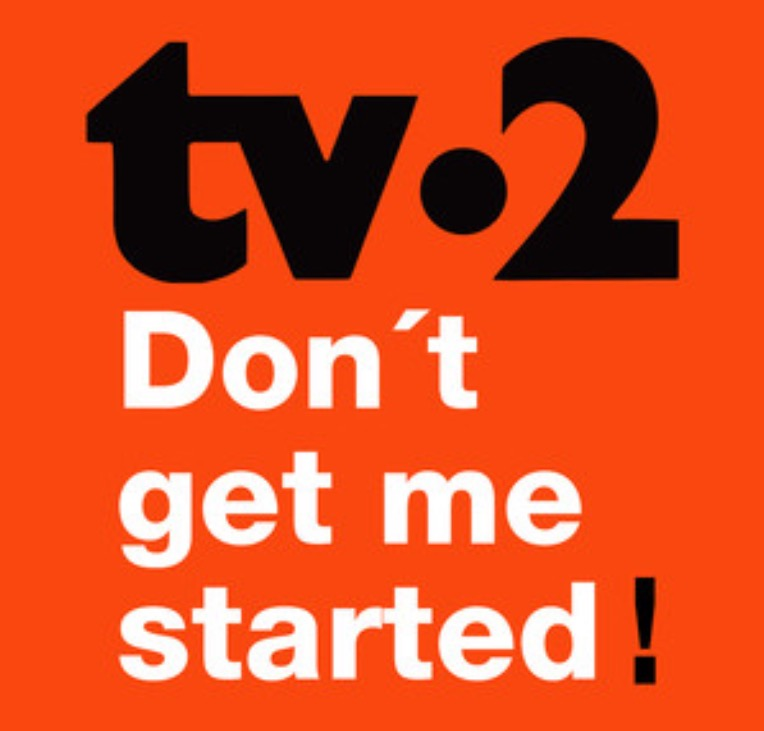 Ny single fra tv-2. Don't get me started!